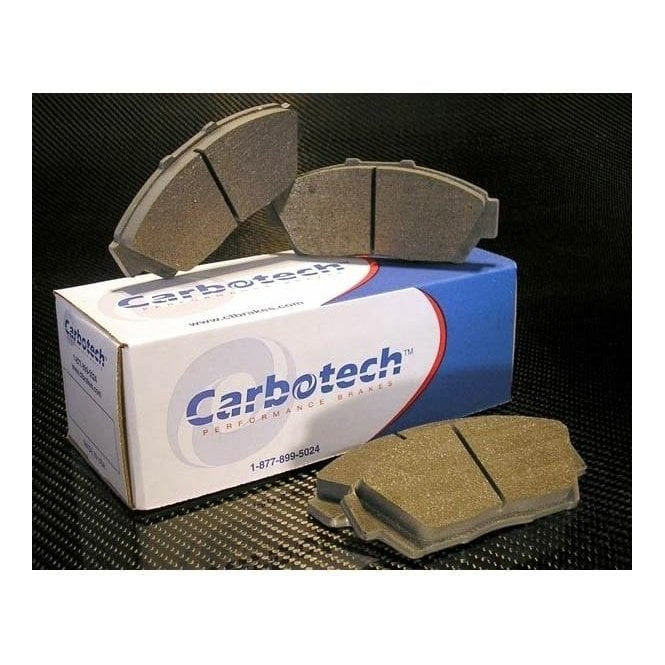 Carbotech AX6 Brake Pads All Except Cooper S - Generation Two