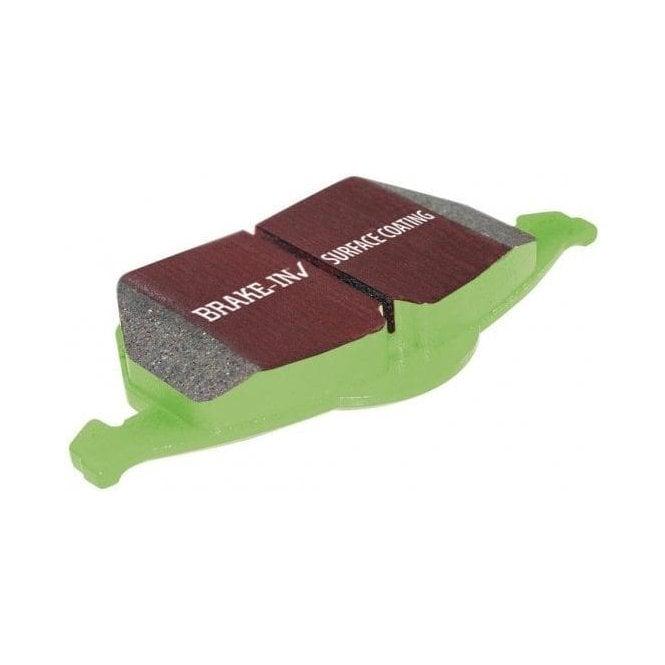 EBC Mini Green Stuff Pads - Generation One