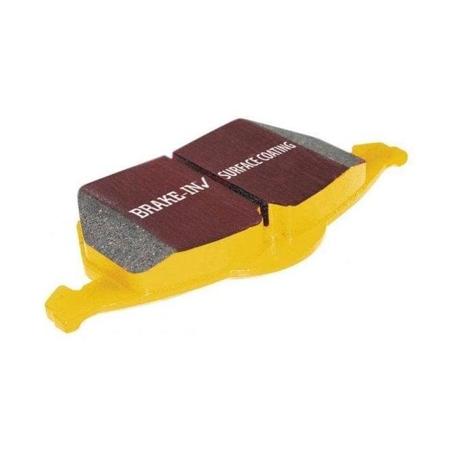 EBC Mini Yellow Stuff Brake Pads - Generation Two