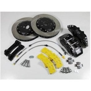 Forge Mini Big Brake kit 356 x 32mm Discs 6 pot Calipers - R56 Cooper S