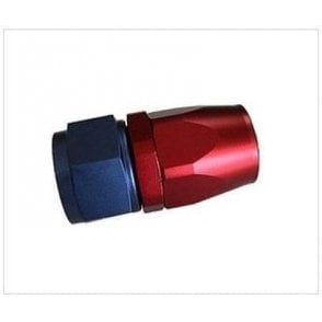 Straight AN Swivel Cutter Style Hose fitting