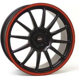 "Team Dynamics Mini Pro Race 1.2 16"" Alloy Wheel (Red Rim)"