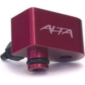 Alta Mini R56 Boost Port Adapter for Use with All Boost Gauges