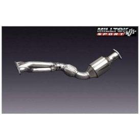 Milltek Mini One, Cooper Cooper S Performance Exhaust Manifold & High Flow Sports Cat (Gen 1)