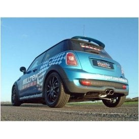 Milltek R56 Mini Cooper S Cat Back Performance Exhaust Syatem