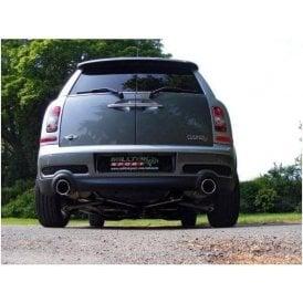 Milltek Mini R56 Cooper S Clubman Cat Back Perfomance Exhaust