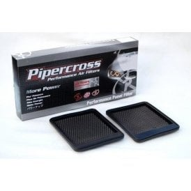 Pipercross Mini Panel Filter for Standard Air Box - Generation One