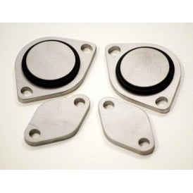 Forge EGR Blanking Plates Land Rover Discovery 3 TDV6 2.7L up to 2006  (5A / 6A Chassis)