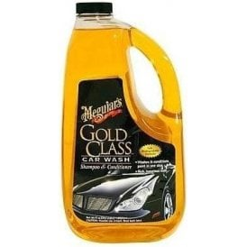 Meguiars Gold Class Car  Valeting Shampoo 1.9Ltr