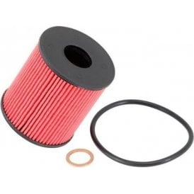 Mini K&N Oil Filter for Petrol Cooper and Cooper S Engines - Generation Two & Three
