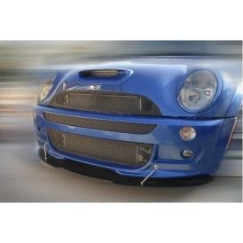 Black M7 Ultimate Bonnet and Upper Bumper Grills Mini - Generation One