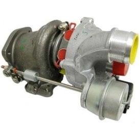 Borgwarner NEW Standard Replacement OEM Turbo Unit - R56 Mini Cooper S Gen2