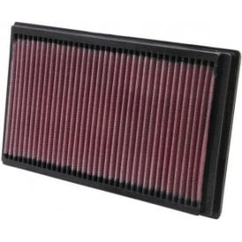 Performance K&N Mini Panel Filter - Generation One R53/R50