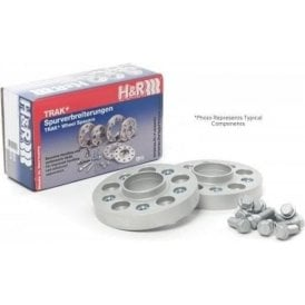Hubcentric H&R Wheel spacer kits to fit Gen 2 Mini